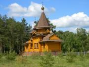 Добрица. Сергия Радонежского, церковь