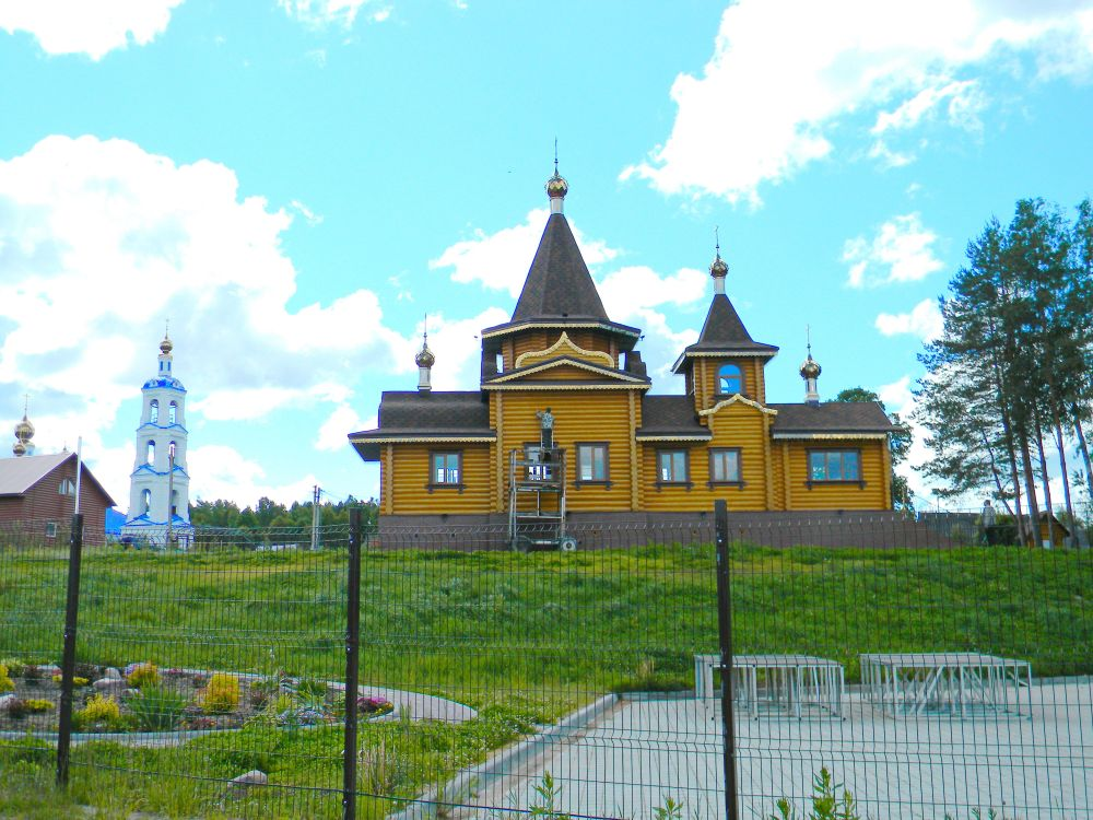 Церковь Сергия Радонежского, Добрица