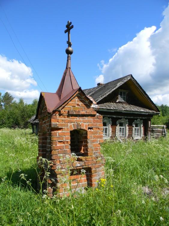 Неизвестная часовня, Тепловская