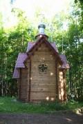 Часовня Казанской иконы Божией Матери - Савеево - Рославльский район - Смоленская область