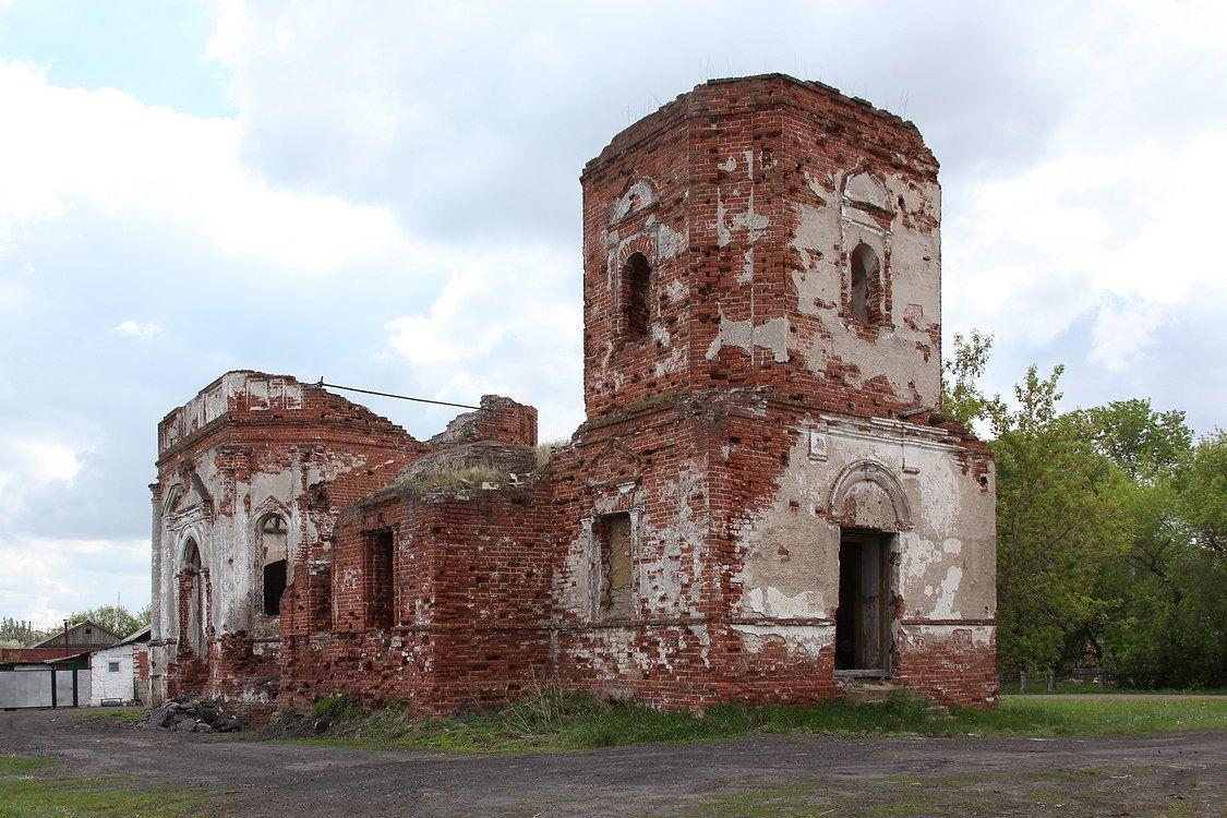 Церковь Иоанна Предтечи, Пуктыш