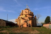 Кырчаны. Троицы Живоначальной (строящаяся), церковь