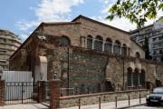 Салоники (Θεσσαλονίκη). Нерукотворной иконы Божией Матери, церковь