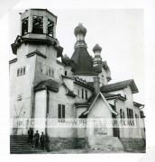 Алексеево-Дружковка. Михаила Архангела (старая), церковь