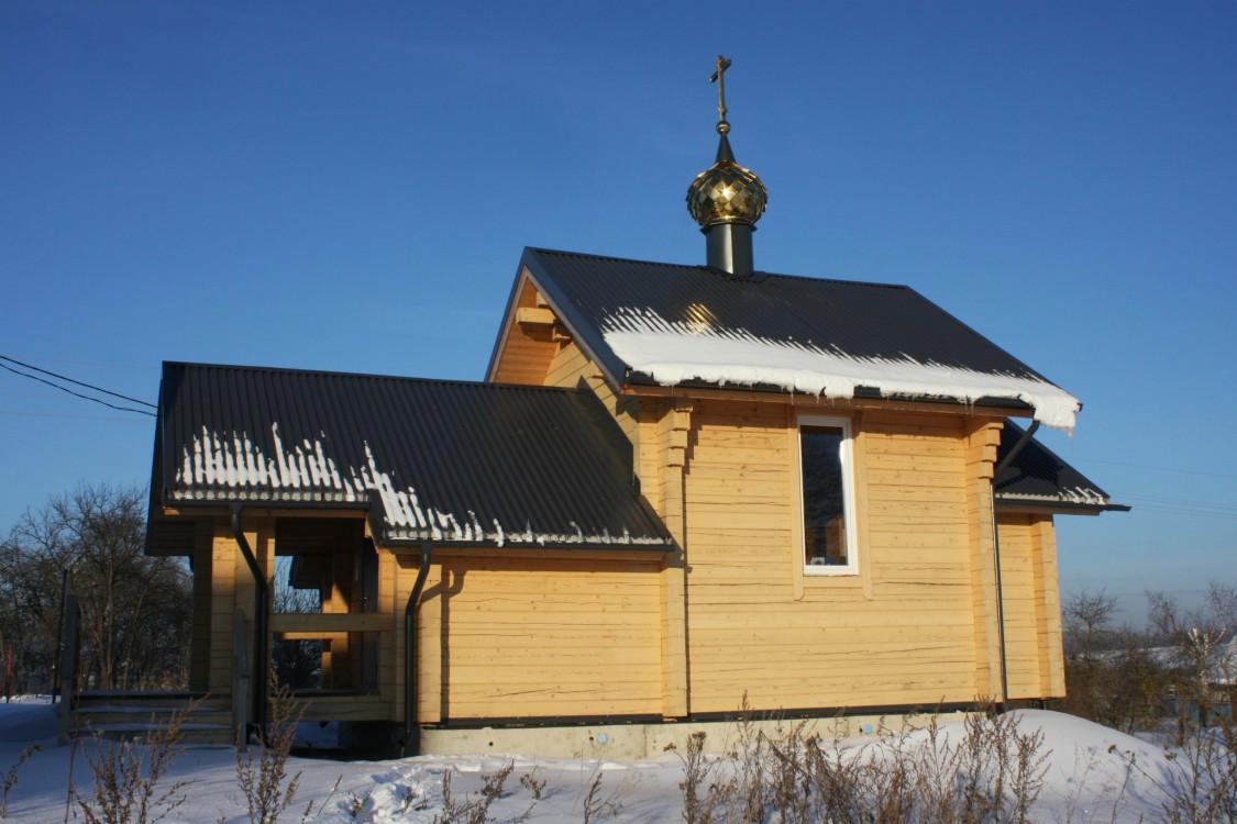 Церковь Казанской иконы Божией Матери, Смолино