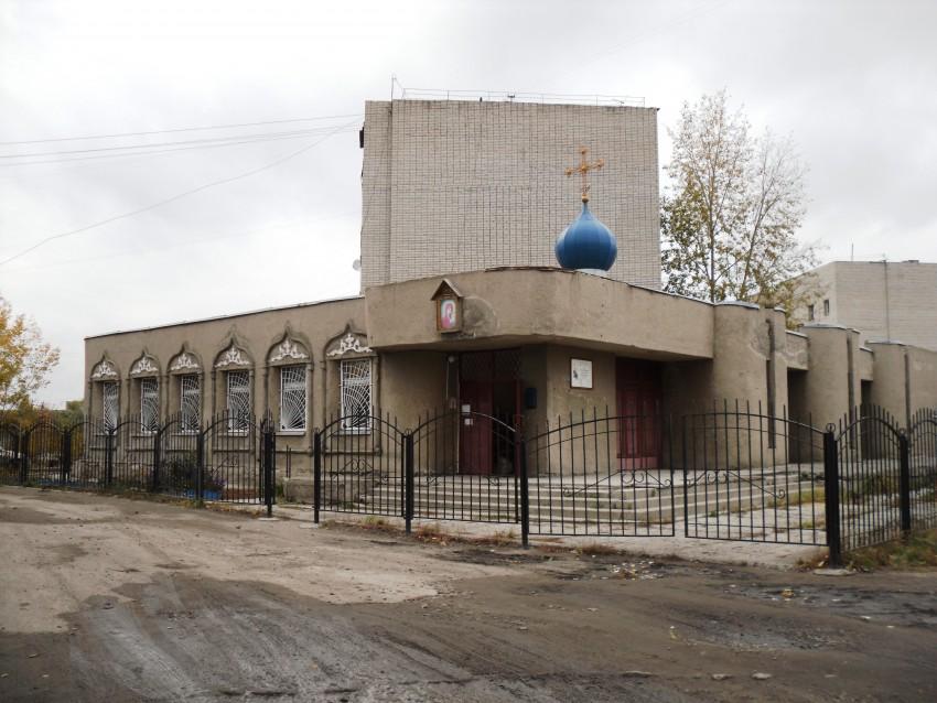 Церковь Благовещения Пресвятой Богородицы в Восточном, Курган