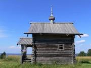 Часовня Покрова Пресвятой Богородицы - Колгостров - Пудожский район - Республика Карелия