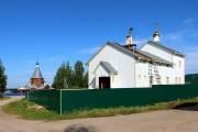 Стефано-Афанасьевский женский монастырь. Неизвестная домовая церковь в сестринском корпусе - Куниб - Сысольский район - Республика Коми