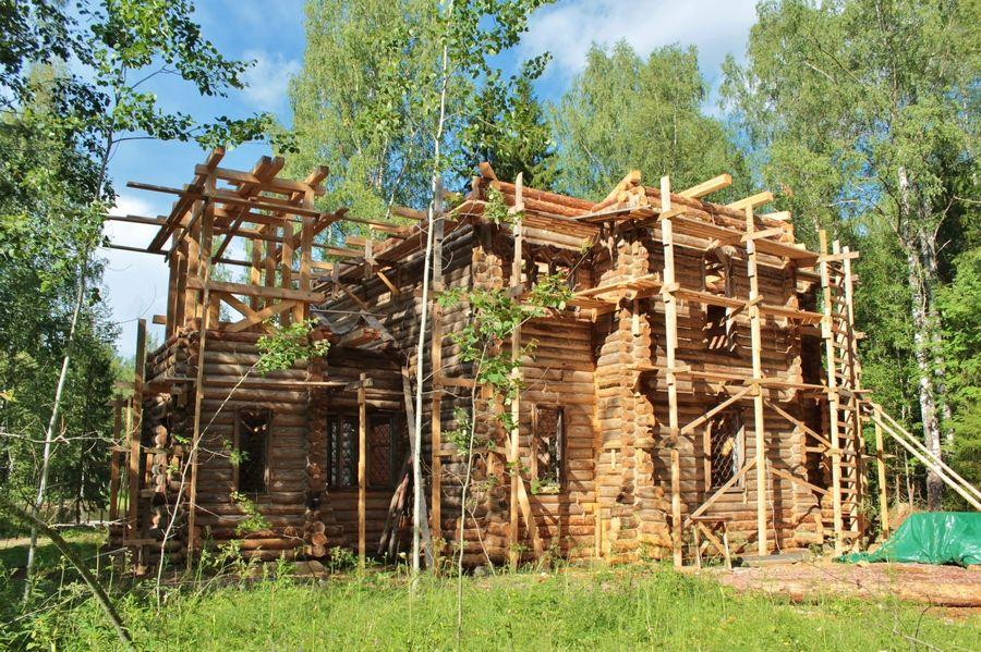 Церковь Елисея пророка из Сидозера (Яковлевского), Верхние Мандроги