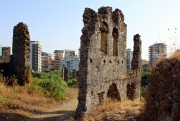 Неизвестная церковь - Махмутлар - Анталья - Турция