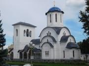 Московский район. Серафима Саровского, церковь