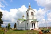 Миловиды. Сергия Радонежского, церковь