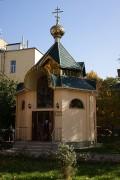 Алматы. Иверско-Серафимовский женский монастырь. Часовня Серафима Саровского