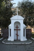 Неизвестная часовня - Зауральский - Еманжелинский район - Челябинская область