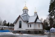 Зеленогорск. Георгия Победоносца в Красавице, церковь