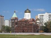 Текстильщики. Андрея Боголюбского на Волжском, церковь