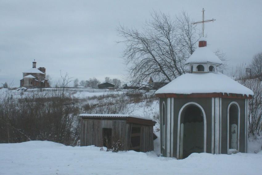 Часовня Владимирской иконы Божией Матери, Ялунинское