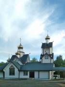 Череповец. Сергия Радонежского и всех святых Земли Вологодской,церковь