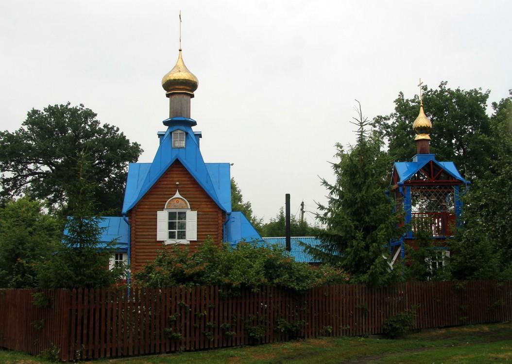 Церковь Покрова Пресвятой Богородицы, ВНИИОХ, посёлок