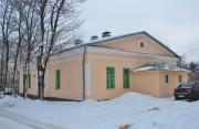 Псков. Иоанно-Предтеченский монастырь с Завеличья (подворье Крыпецкого монастыря)
