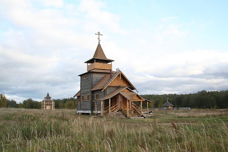 Церковь Сергия Радонежского, Павлово