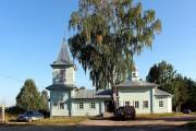 Церковь Покрова Пресвятой Богородицы - Покровская - Вельский район - Архангельская область