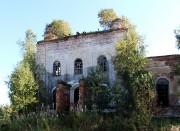 Церковь Петра и Павла - Жаровский Погост - Тотемский район - Вологодская область