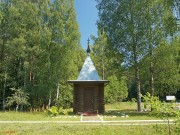 Неизвестная часовня - Печорское-Олохово - Печорский район - Псковская область