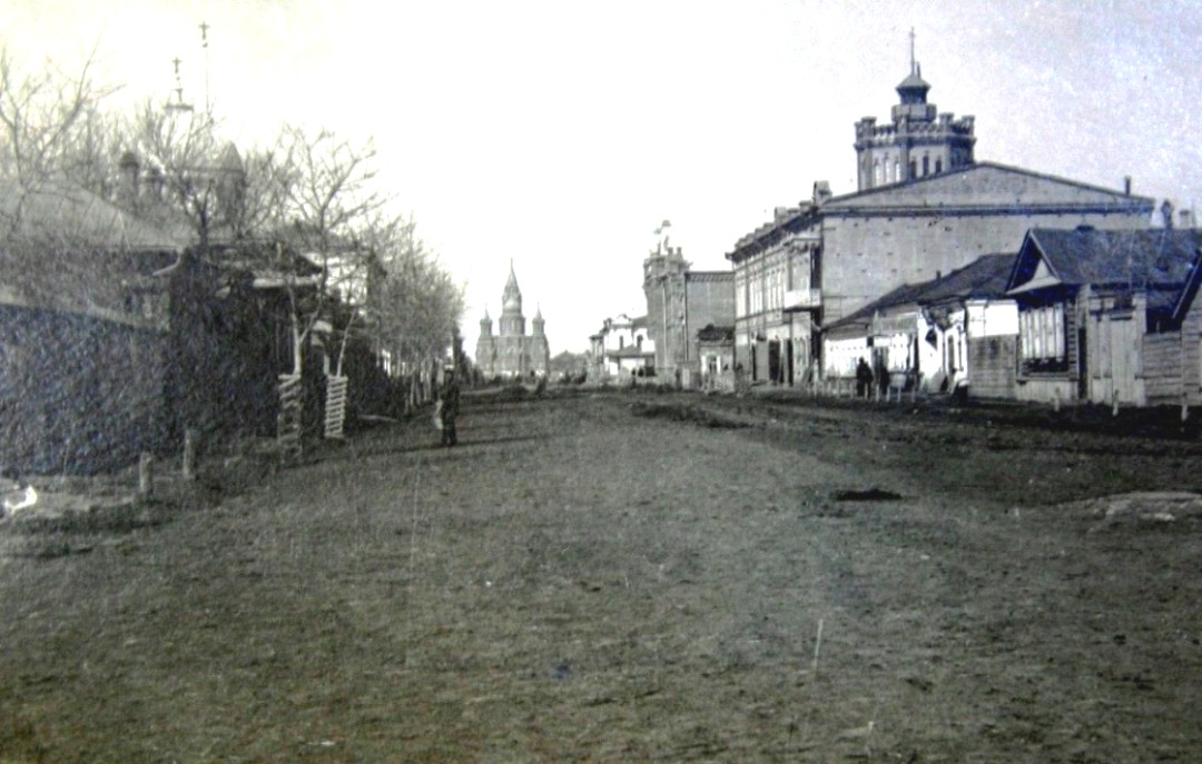 Церковь Александра Невского, Бузулук