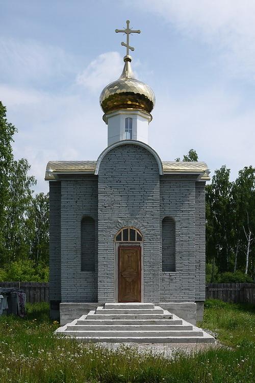 Часовня Антония Великого на кладбище, Далматово