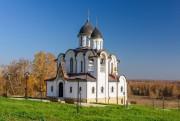 Протекино. Василия, епископа Рязанского, церковь