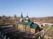 Церковь Серафима Саровского - Хохлово - Кадуйский район - Вологодская область