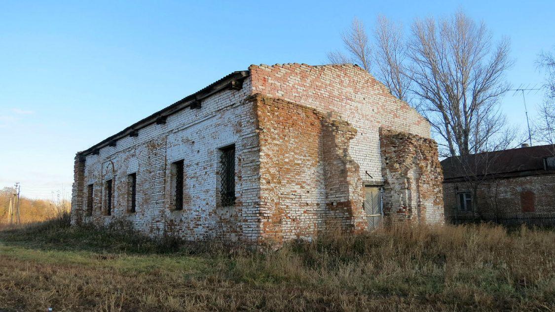 Церковь Михаила Архангела, Верхняя Плавица