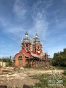 Вторые Левые Ламки. Казанской иконы Божией Матери, церковь