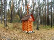 Часовня Иоакима и Анны - Аннушкин Родник, урочище - Шатурский район - Московская область