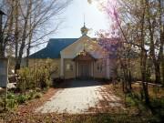 Церковь Спаса Нерукотворного Образа - Сосновка - Новосибирский район - Новосибирская область