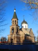 Церковь Амвросия Оптинского - Стройкерамика - Волжский район и г. Новокуйбышевск - Самарская область