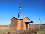 Неизвестная часовня на кладбище - Усманка - Борский район - Самарская область