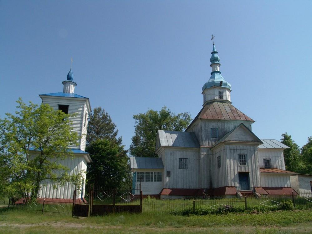 Церковь Покрова Пресвятой Богородицы, Пироговка