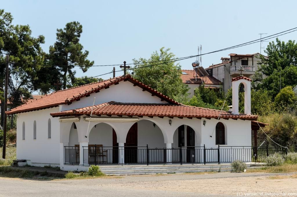 Церковь Николая Чудотворца, Неа-Потидея