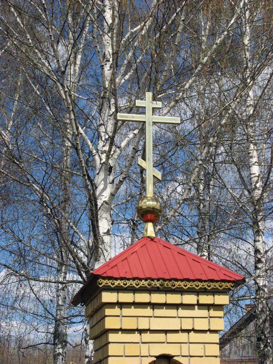 Неизвестная часовня-столб, Петъял