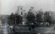 Шереметьевка. Покрова Пресвятой Богородицы (старая), церковь