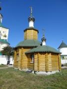 Макаровка. Неизвестная кладбищенская часовня