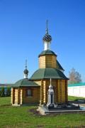 Макаровка. Феофана Затворника, церковь