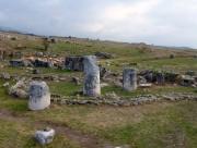 Неизвестная церковь - Памуккале (Иераполис) - Денизли - Турция