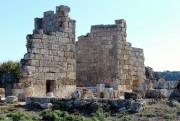 Неизвестная церковь - Аксу - Анталья - Турция