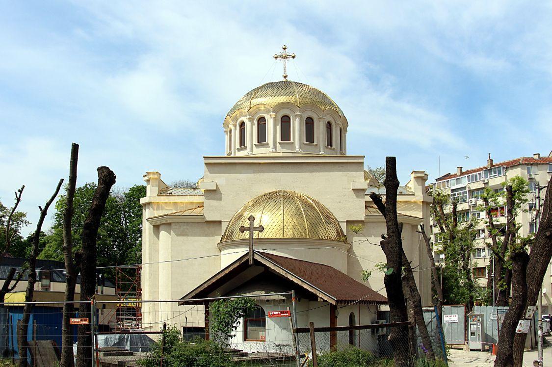 Церковь Прокопия Варненского (строящаяся), Варна