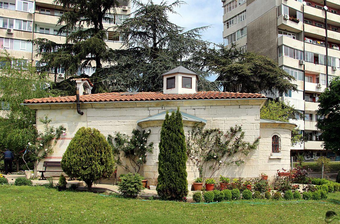 Церковь Андрея Первозванного, Варна