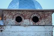Пустынь. Исааковский Рождество-Богородицкий монастырь. Церковь Серафима Саровского