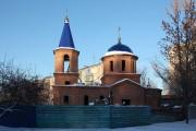 Церковь Рождества Пресвятой Богородицы в Заозёрном (строящаяся) - Курган - г. Курган - Курганская область